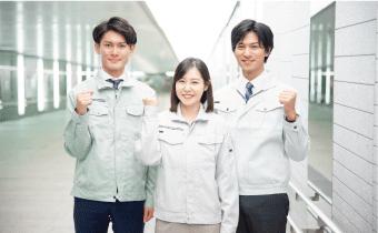 亀井産業の採用情報ページを見る